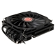 Cooler CPU Raijintek Pallas 120mm Low Profile - Black