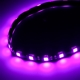Banda LED BitFenix Alchemy 2.0 Magnetic 15x Purple LED 30cm