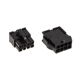 Set conectori BitFenix Alchemy 2.0 PSU Pack - 8 pini EPS12V - Black