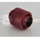 Fiting compresie alama Bitspower 1/4inch la 16/13mm, Deep Blood Red
