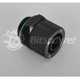 Fiting compresie alama Bitspower 1/4inch la 11/8mm Matte Black