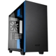 Carcasa NZXT H400i Tempered Glass Matte Black/Blue