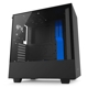 Carcasa NZXT H500 Tempered Glass Matte Black/Blue