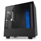 Carcasa NZXT H500i Tempered Glass Matte Black/Blue