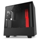 Carcasa NZXT H500i Tempered Glass Matte Black/Red