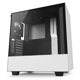 Carcasa NZXT H500i Tempered Glass Matte White, CA-H500W-W1