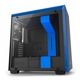 Carcasa NZXT H700 Tempered Glass Matte Black/Blue
