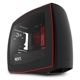 Carcasa NZXT Manta Mini-ITX Window Black/Red