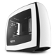 Carcasa NZXT Manta Mini-ITX Window White/Black