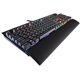 Tastatura mecanica gaming Corsair K70 LUX - RGB LED - Cherry MX Red (EU)