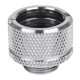 Fiting de compresie Thermaltake Pacific pentru tuburi rigide 16mm - Chrome