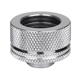 Fiting compresie Thermaltake Pacific G1/4 PETG Tube 16mm - Chrome