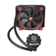 Cooler CPU Thermaltake Water 3.0 Riing Red 140, racire cu lichid