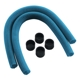 Kit sleeving CableMod Series 1 pentru coolere AIO Corsair Hydro Gen 2 - Light Blue