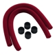 Kit sleeving CableMod Series 1 pentru coolere AIO Corsair Hydro Gen 2 - Red