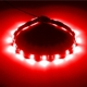 Banda LED CableMod WideBeam Magnetic 30cm Red
