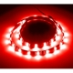 Banda LED CableMod WideBeam Magnetic 60cm Red