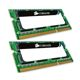 Memorie Corsair SO-DIMM ValueSelect 8GB (2x4GB) DDR3, 1066MHz, CL 7-7-7-20, Dual Channel Kit, CM3X8GSDKIT1066