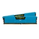 Memorie Corsair Vengeance LPX Blue 16GB (2x8GB) DDR4 3000MHz 1.35V CL15 Dual Channel Kit, CMK16GX4M2B3000C15B