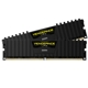 Memorie Corsair Vengeance LPX Black 32GB (2x16GB) DDR4 2666MHz 1.2V CL16 Dual Channel Kit, CMK32GX4M2A2666C16