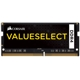 Memorie Corsair Value Select SODIMM 16GB DDR4 2133MHz CL15 1.2V, CMSO16GX4M1A2133C15