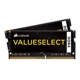 Memorie Corsair Value Select SODIMM 32GB (2x16GB) DDR4 2133MHz CL15 1.2V, Dual Channel Kit, CMSO32GX4M2A2133C15