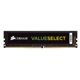 Memorie Corsair ValueSelect 4GB (1x4GB) DDR4 2133MHz 1.2V CL15, CMV4GX4M1A2133C15