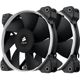 Ventilator 120 mm Corsair SP120 PWM Quiet Edition, Twin Pack, CO-9050012-WW