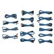 Kit cabluri modulare Corsair Type 3 (Gen 2) Blue, CP-8920046