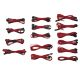 Kit cabluri modulare Corsair Type 3 (Gen 2) Red, CP-8920049