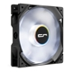 Ventilator 120 mm Cryorig QF120 White LED Balance PWM