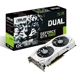 Placa video ASUS Dual GeForce GTX 1060 OC, 1594 (1809) MHz, 3GB GDDR5, 192-bit, DVI-D, 2x HDMI, 2x DP, DUAL-GTX1060-O3G