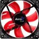 Ventilator 120 mm Aerocool Lightning Red LED