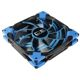 Ventilator 140 mm Aerocool Dead Silence Blue Edition