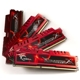 Memorie G.Skill RipJawsX 32GB (4x8GB) DDR3 PC3-12800 CL10 1.5V 1600MHz Intel Z97 Ready Dual/Quad Channel Kit, F3-12800CL10Q-32GBXL