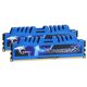 Memorie G.Skill RipJawsX 16GB (2x8GB) DDR3 PC3-17000 CL10 1.60V 2133MHz Intel Z97 Ready Dual Channel Kit, F3-2133C10D-16GXM
