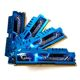 Memorie G.Skill RipJawsX 16GB (4x4GB) DDR3 PC3-17000 CL10 1.60V 2133MHz Intel Z97 Ready Dual Channel Kit, F3-2133C10Q-16GXM