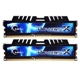 Memorie G.Skill RipJawsX 16GB (2x8GB) DDR3 PC3-17000 CL9 1.6V 2133MHz Intel Z97 Ready Dual Channel Kit, F3-2133C9D-16GXH