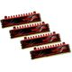 Memorie G.Skill Ripjaws 16GB (4x4GB) DDR3, 1066MHz, PC3-8500, CL7, Dual Channel, Quad Kit, F3-8500CL7Q-16GBRL