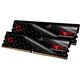 Memorie G.Skill Fortis Black 32GB (2x16GB) DDR4 2133MHz CL15 1.2V AMD Ryzen Ready Dual Channel Kit, F4-2133C15D-32GFT