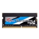 Memorie G.Skill Ripjaws DDR4 SO-DIMM 8GB 2400MHz 1.20V CL16, F4-2400C16S-8GRS
