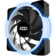 Ventilator 120 mm AZZA Hurricane RGB LED, Black