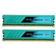Memorie GeIL EVO Leggera 8GB (2x4GB) DDR3, 1333MHz, PC3-10666, CL9, Dual Channel Kit, GEL38GB1333C9DC