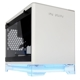 Carcasa In Win A1 Tempered Glass Mini-ITX White, RGB, sursa 600W