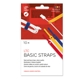 Set 10 benzi velcro Label The Cable Basic Straps, Color, LTC 1130