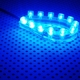 Tub flexibil LED Lamptron FlexLight Standard 12x LED Ice Blue