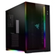 Carcasa Lian Li PC-O11 Dynamic Razer Edition Tempered Glass Black, PC-O11DRE