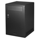 Carcasa Lian Li PC-Q07B Mini-ITX Cube Black