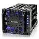 Rack intern Icy Dock Black Vortex MB074SP-1B 3.5 SATA HDD 4 in 3 Hot-Swap Module Cooler Cage