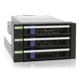 Rack intern Icy Dock MB153SP-B FatCage 3 in 2 SATA Internal Backplane Module